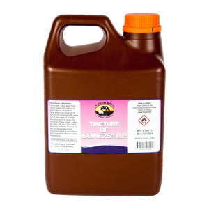Tincture of Iodine 2.5L