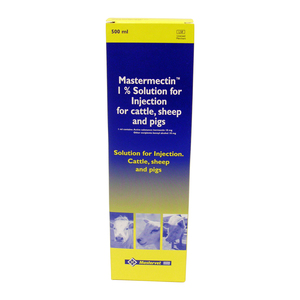Mastermectin Injection 500ml