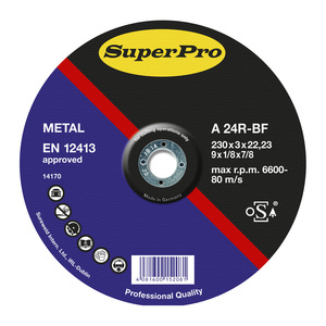 Superpro 9in Metal Disc