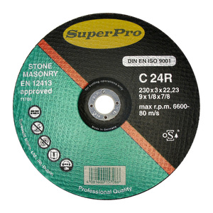 Superpro DPC 9in Disc