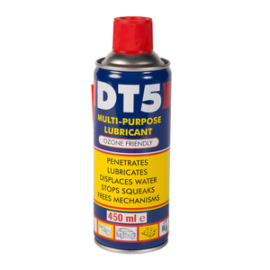 DT5 Lubricating Oil 450ml Can