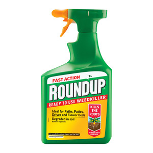 Roundup Ready To Use Weed Spray 1l