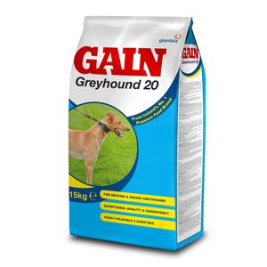 GAIN Greyhound 20 15kg