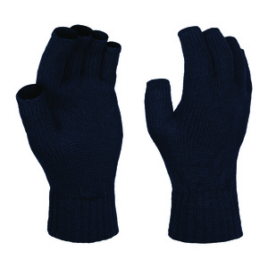 Regatte Thinsulate Fingerless Gloves Black