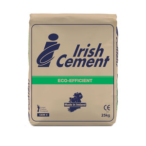 Irish Cement CEM 2 Cement 25kg