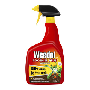 Weedol Gun Rootkill Plus Ready To Use Weedkiller