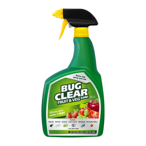 Bug Clear Gun for Fruit and Veg 750ml