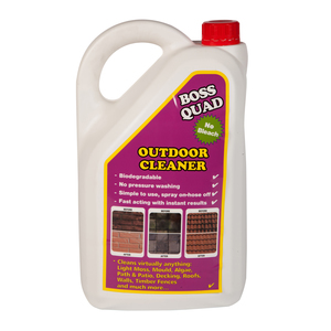Universal Outdoor Cleaner 5ltr