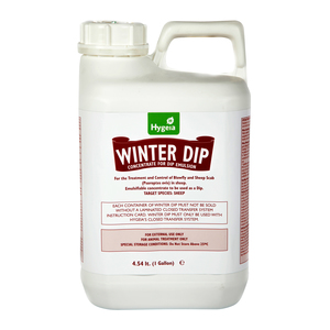 Hygeia Winter Sheep Dip 1gal