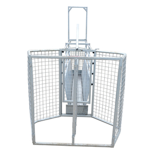 Fox Brothers Galvanised Sheep Dividing Gate