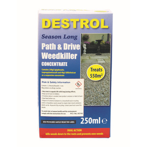 Destrol Total Weedkiller 250ml