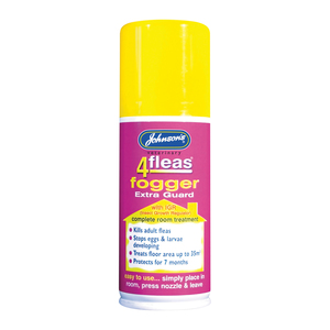 Johnsons 4Fleas Room Fogger 100ml