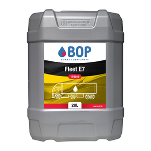 BOP Fleet Diesel Engine Oil 20L