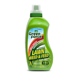 Greenforce Lawn Weed & Feed 1L