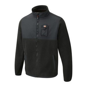 Lee Cooper Functional Polar Fleece Black L