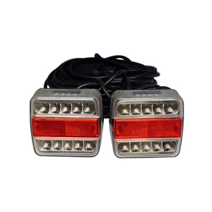 LED Magnetic Lighting Set With 7.5m Cable