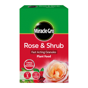 Miracle-Gro Rose and Shrub Fast Acting Plant Food 3kg