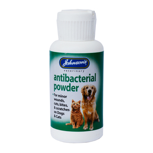 Johnsons Antibacterial Powder Dog/Cat 20g