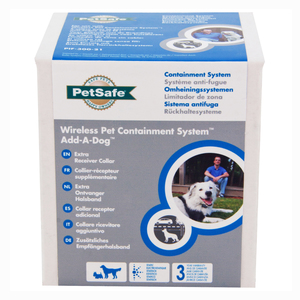 PetSafe Add-A-Dog Extra Receiver Collar for Wireless Containment Systems