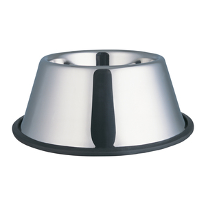 Chanelle Stainless Steel Non Tip Cocker Spaniel Bowl