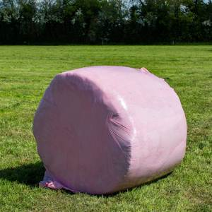 Mastercrop Pink Bales Agri-stretch 1500mx750mm