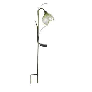 Solar Snowdrop Stake light
