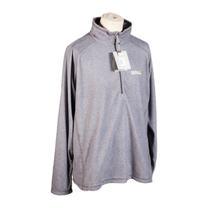 Montes Half Zip Mens Fleece Medium