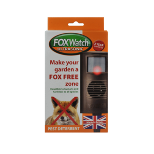 Foxwatch Repeller