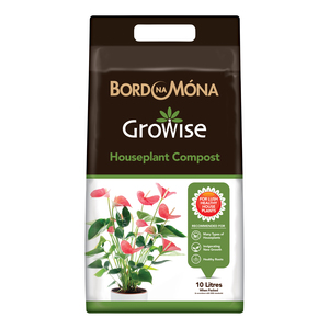 Growise Houseplant Compost 10L