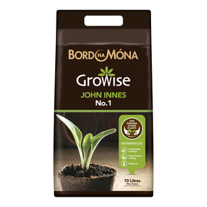 Growise John Innes No1 Compost 10L