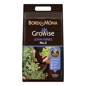 Growise John Innes No 2 Compost 10L