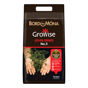 Growise John Innes No3 Compost 10L