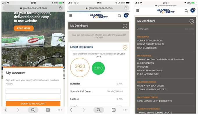 Finding your lab Results on Glanbia Connect | Glanbia Connect