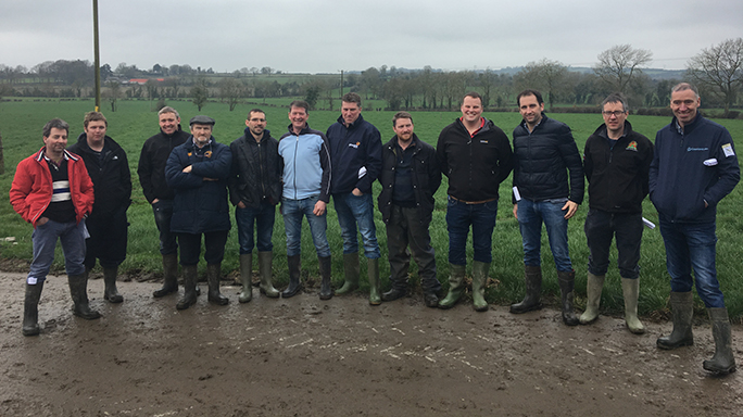 Glanbia Ireland Teagasc End Of Programme Monitor Farm