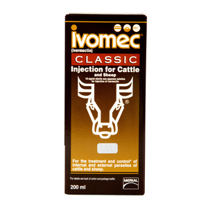Ivomec Classic Injection