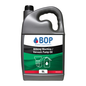 BOP Milking Machine & Vacuum Pump Oil