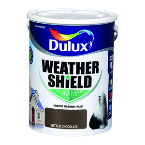 Dulux Weathershield Bitter Chocolate