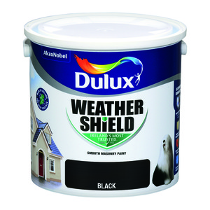 Dulux Weathershield Black