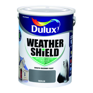Dulux Weathershield Merlin