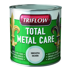 Triflow Total Metal Care Smooth Silver