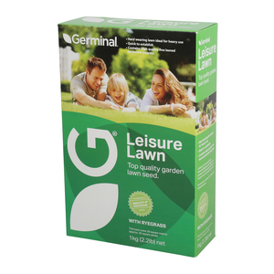 Germinal Leisure Lawn Seed No2
