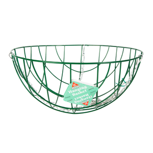 Gardman Traditional Green Hanging Basket