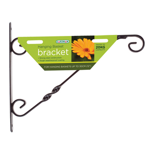 Gardman Black Basket Bracket