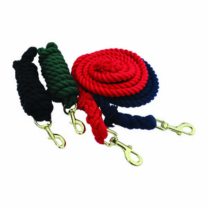 Cotton Lead Rope