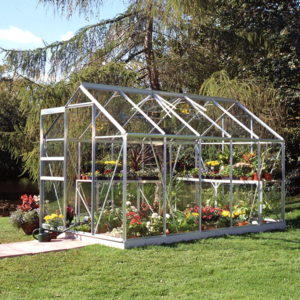 Popular 610 Aluminium Glasshouse