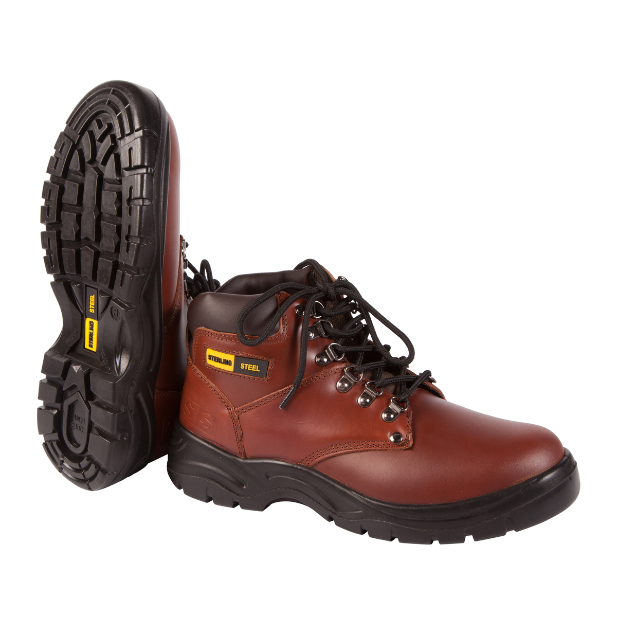 2e3a5d5ecbd Boot Sterling Safety (S1P) Brown 07