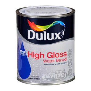 Dulux Aquatech Satinwood PBW
