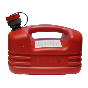 Plastic Petrol Can With Nozzle