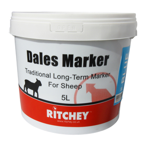 Ritchey Dales Sheep Marking Fluid 5L