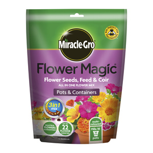 Miracle Gro Flower Magic Multi Coloured Mix
